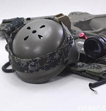 头盔接收系统
