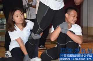 杨威|杨威,众基,拓展培训,成人培训师培训