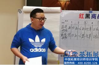 蔡晓峰|余金凤,众基,拓展培训,成人培训师培训