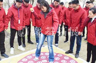 杨永娜 杨永娜,众基,拓展培训,成人培训师培训