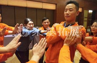 杨梦 杨梦,众基,拓展培训,儿童培训师培训